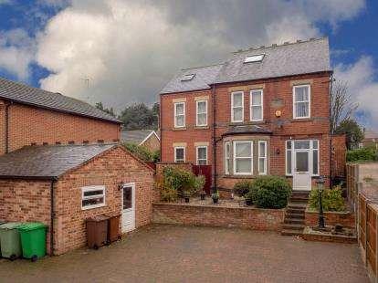 5 Bedrooms Detached House for sale in Edwards Lane, Sherwood Dales, Nottingham