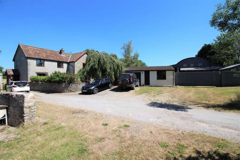 4 Bedrooms Detached House for sale in Alveston, Bristol, BS35 3TJ