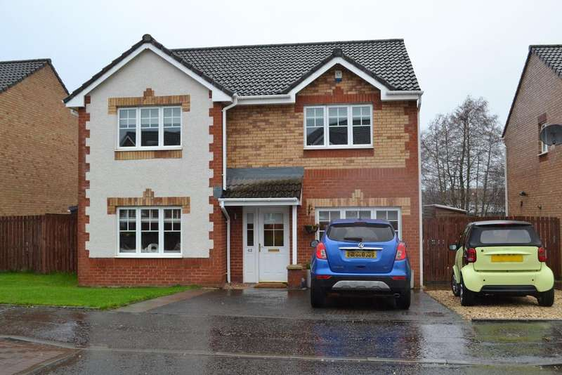 4 Bedrooms Detached House for sale in Love Drive, Bellshill ML4