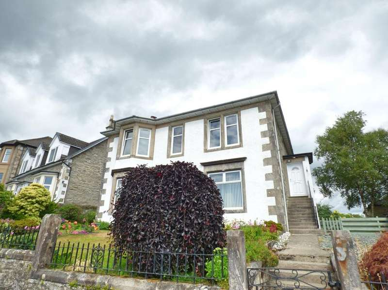 3 Bedrooms Flat for sale in NELSON STREET, DUNOON PA23