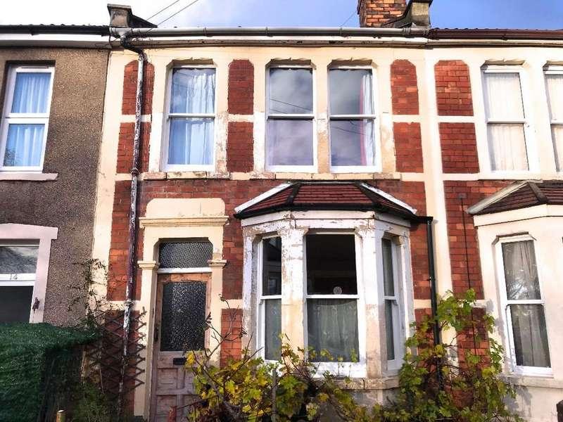 2 Bedrooms Terraced House for sale in Park Avenue - Upper Eastville