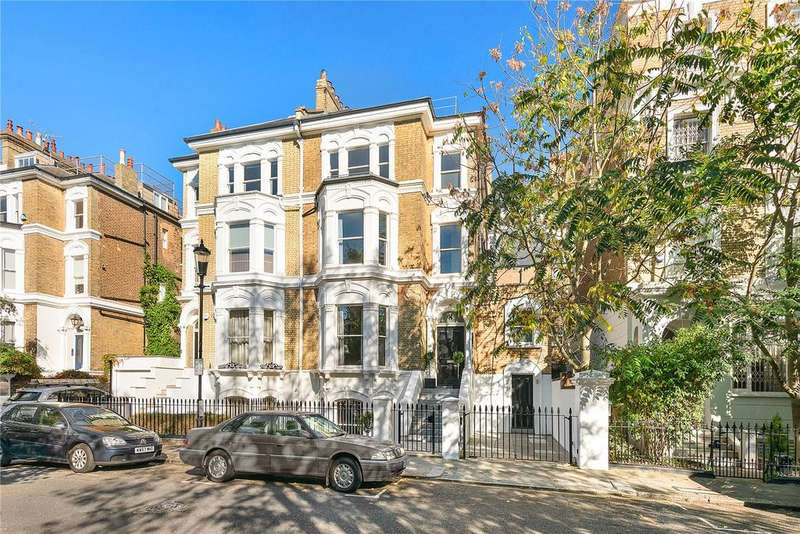 6 Bedrooms Semi Detached House for sale in Harley Gardens, London, SW10