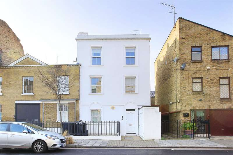 2 Bedrooms Flat for sale in Clapham Manor Street, Clapham, SW4