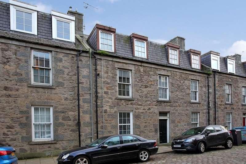 1 Bedroom Ground Flat for sale in Craigie Street, Aberdeen, Aberdeenshire, AB25 1EJ
