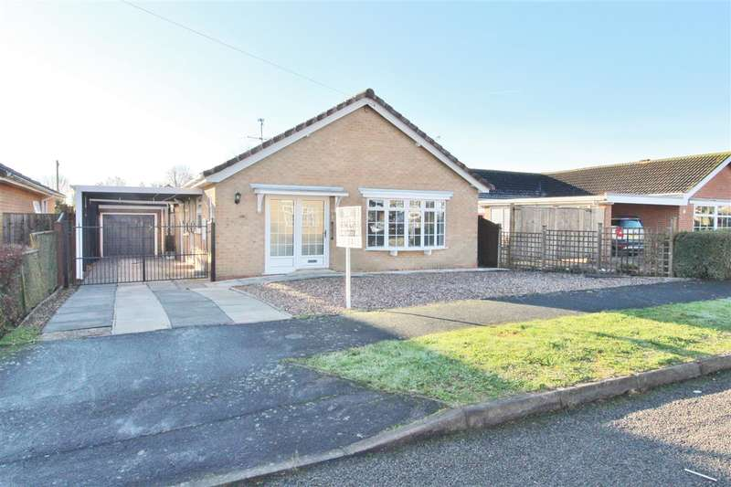 3 Bedrooms Detached Bungalow for sale in Elms View, Great Gonerby, Grantham