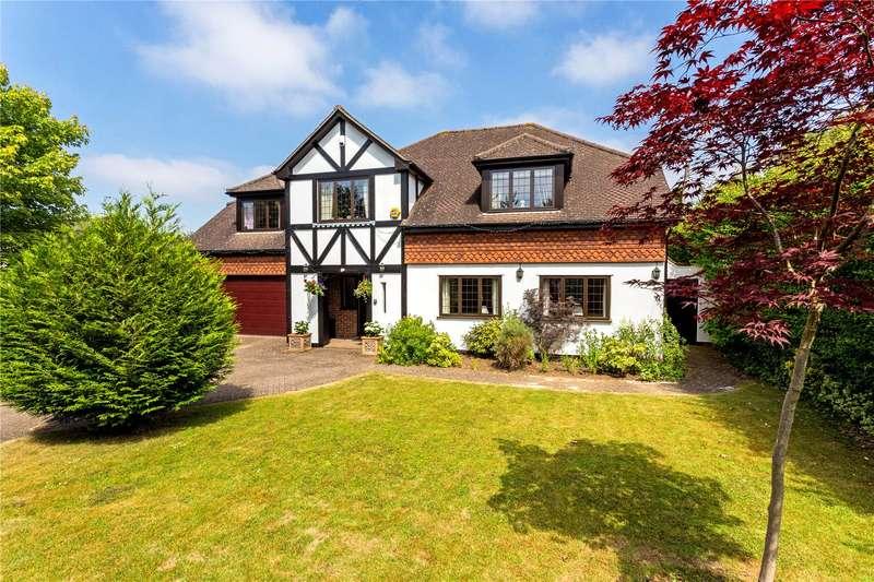 5 Bedrooms Detached House for sale in Kingswood Lane, Warlingham, Surrey, CR6