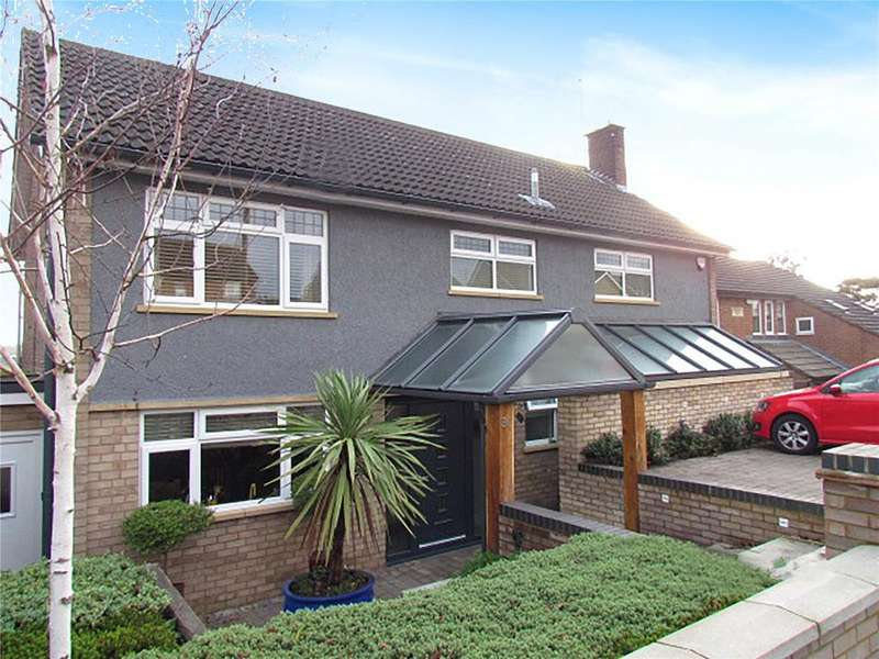 4 Bedrooms Detached House for sale in Watersmeet, Rushmere, Northampton, NN1