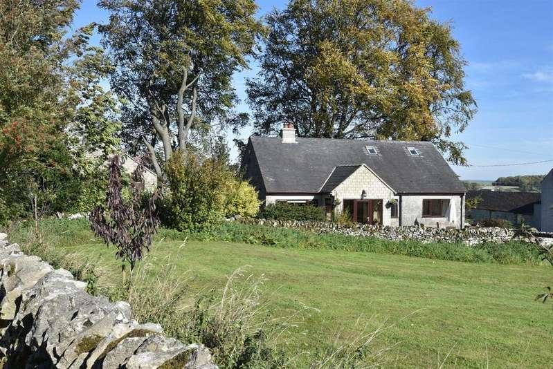 3 Bedrooms Detached Bungalow for sale in Aldwark, Grange Mill, Matlock