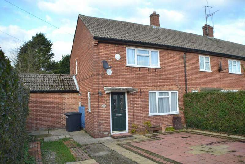 2 Bedrooms Semi Detached House for sale in Roundfield Upper Bucklebury