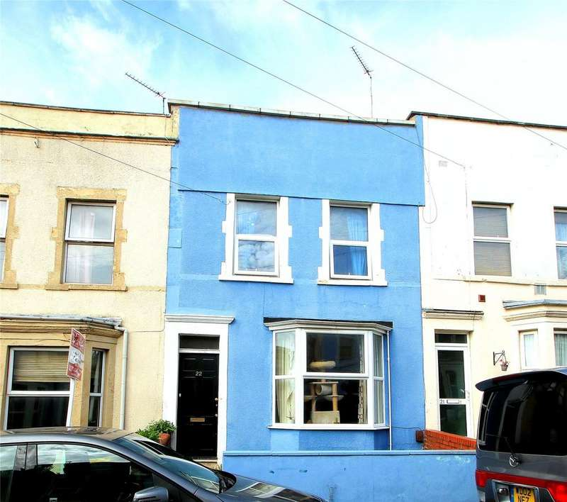 2 Bedrooms Terraced House for sale in Green Street, Totterdown, Bristol, BS3