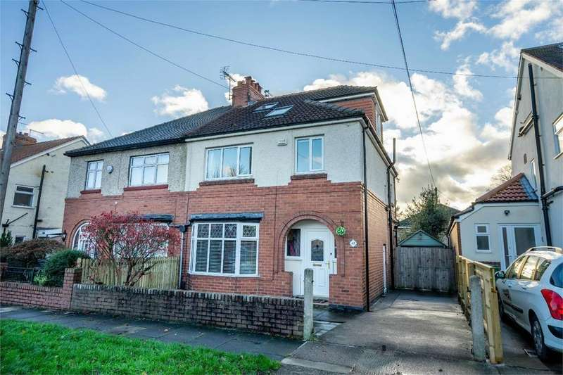 4 Bedrooms Semi Detached House for sale in Westminster Road, YORK