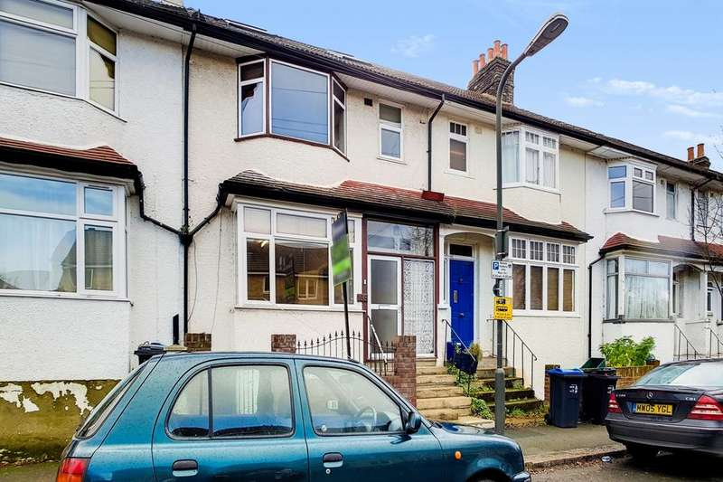 4 Bedrooms House for sale in Boundary Road, Colliers Wood, London, SW19