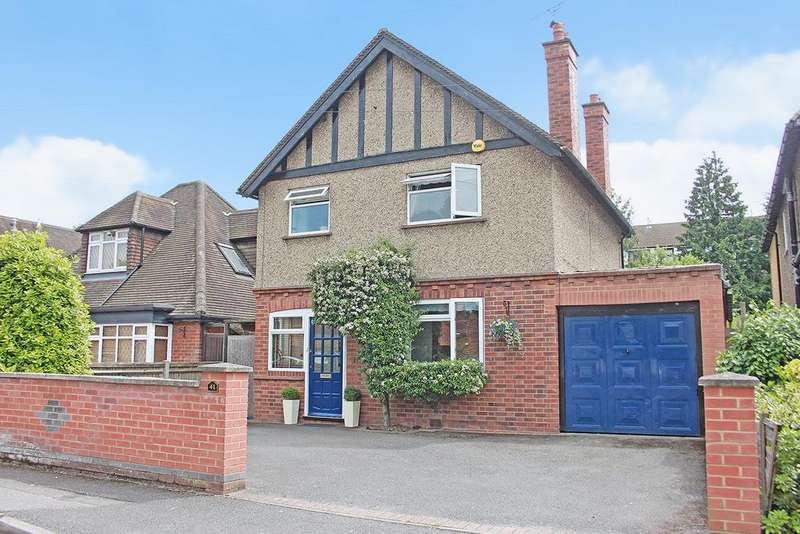 3 Bedrooms Detached House for sale in Florence Avenue, Maidenhead SL6
