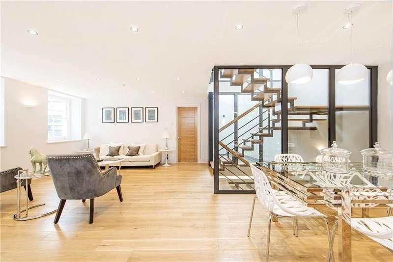 4 Bedrooms Terraced House for sale in St. John Street, Clerkenwell, London, EC1V
