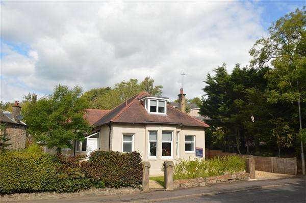 3 Bedrooms Detached Villa House for sale in Crosshill Road, Lenzie, Glasgow, G66 5DD