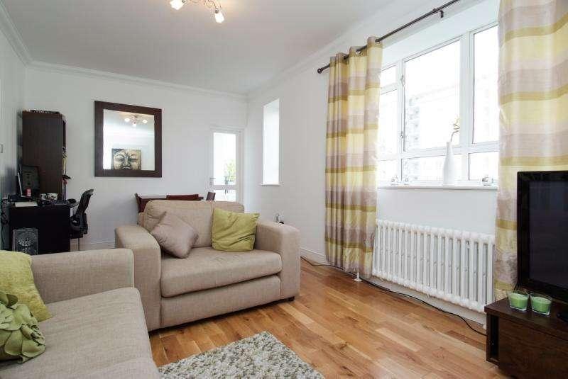 2 Bedrooms Flat for sale in Keats House, Churchill Gardens, London