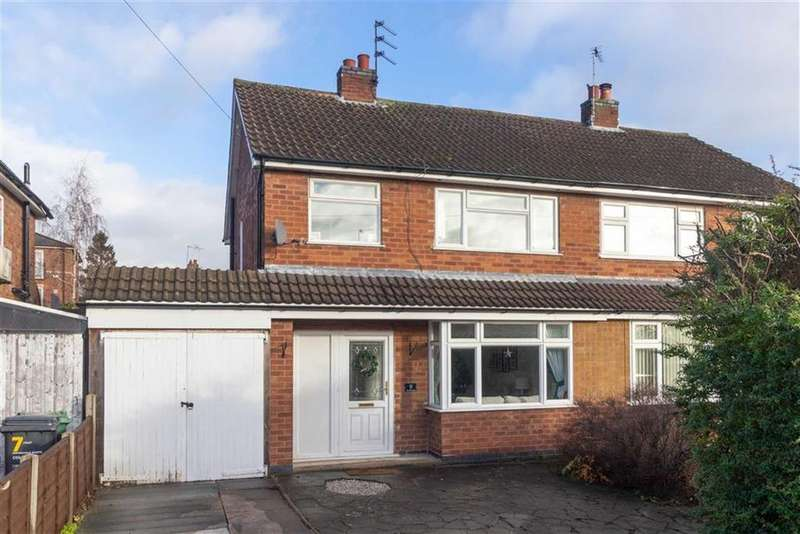 3 Bedrooms Semi Detached House for sale in Cherwell Road, Barrow Upon Soar, LE12