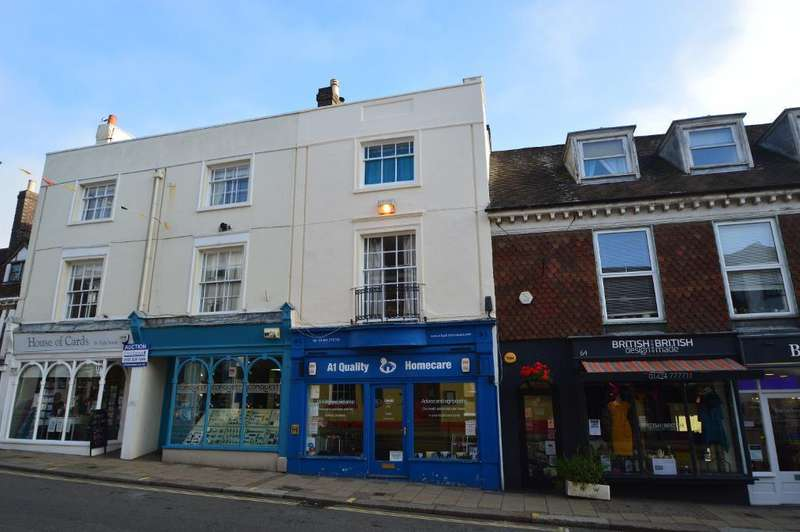 2 Bedrooms Flat for sale in High Street, Battle, East Sussex, TN33 0AG
