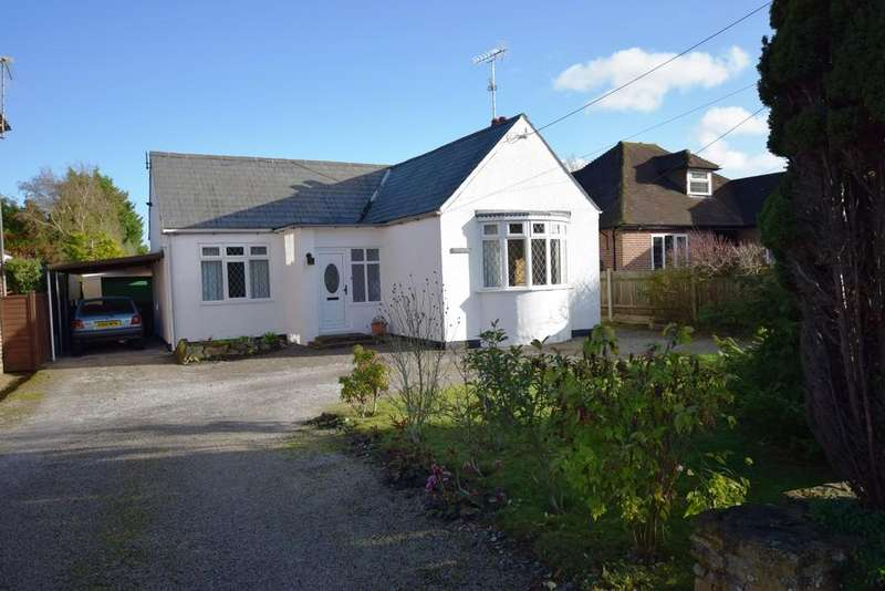 3 Bedrooms Detached Bungalow for sale in White Lane, Ash Green, GU12