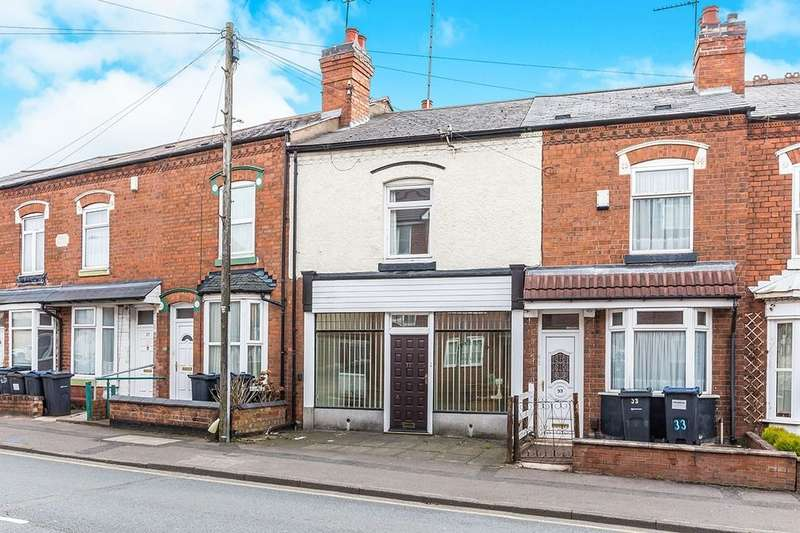 2 Bedrooms Property for sale in Northfield Road, Harborne, Birmingham, B17