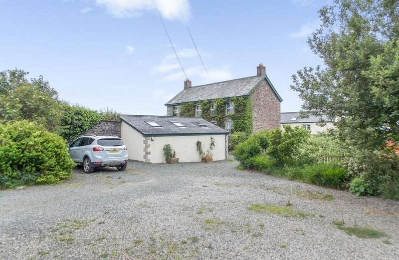 5 Bedrooms Property for sale in Lifton, Devon/Cornwall border