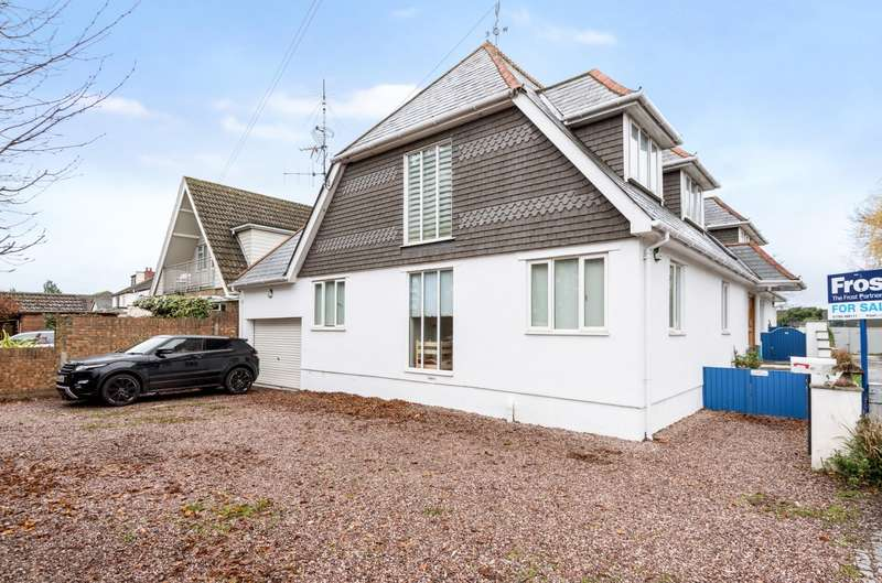 4 Bedrooms Detached House for sale in Hythe End Road, Wraysbury, TW19