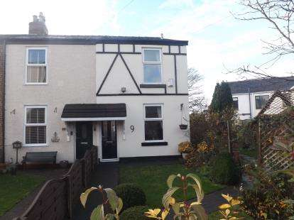 3 Bedrooms Terraced House for sale in Arnold Street, Warrington, Cheshire, WA1