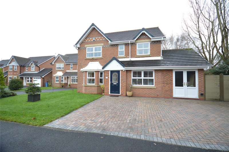 4 Bedrooms Detached House for sale in Isleham Close, Allerton, Liverpool, L19