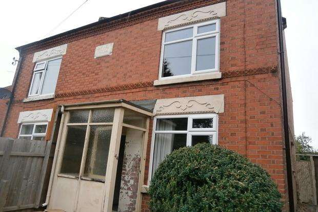 3 Bedrooms Semi Detached House for sale in Stamford Street, Glenfield, Leicester, LE3