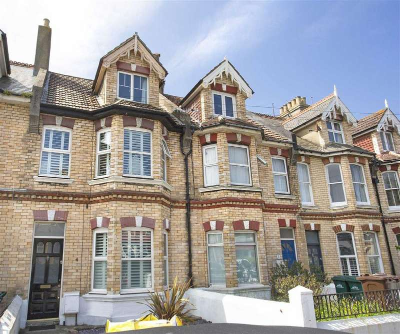 4 Bedrooms Terraced House for sale in St Aubyns Road, Portslade