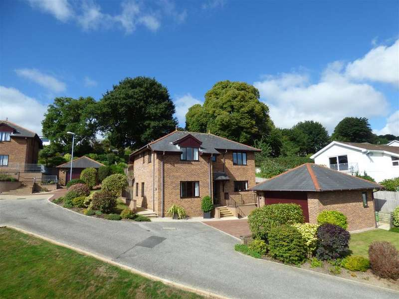 4 Bedrooms House for sale in Westbourne Drive, St. Austell