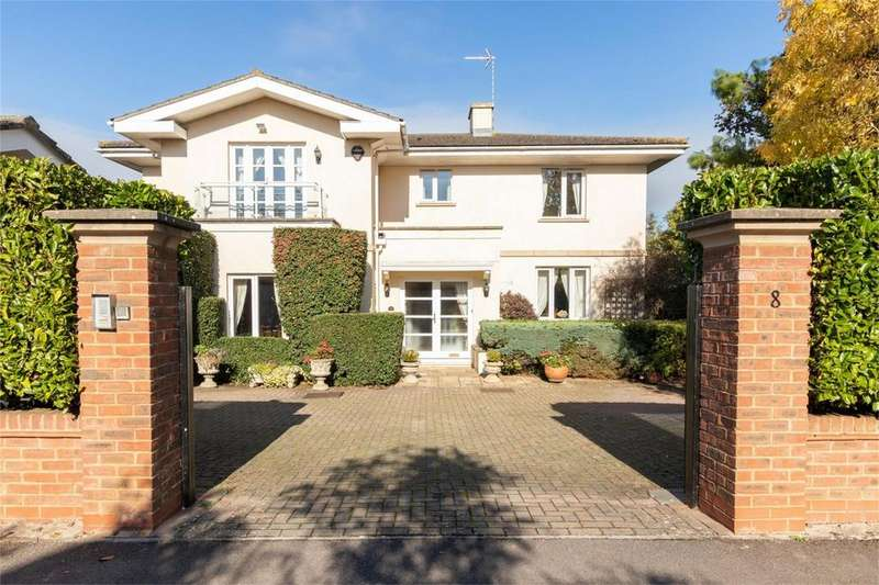 4 Bedrooms Detached House for sale in Wellesley Road, Cheltenham
