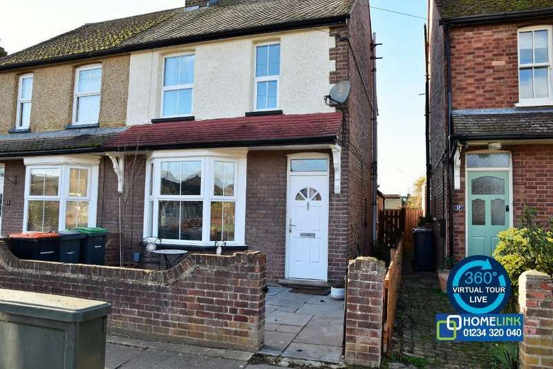 3 Bedrooms Semi Detached House for sale in Highbury Grove, Bedford, Bedfordshire, MK41 6DS