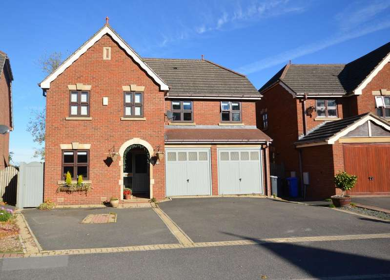 5 Bedrooms Detached House for sale in Moor Valley Close, Mosborough, Sheffield, S20