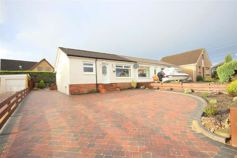 2 Bedrooms Bungalow for sale in Leith Place, Head of Muir