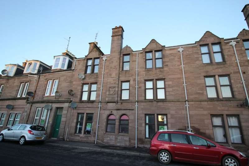 3 Bedrooms Flat for sale in Montrose Street, Brechin, DD9