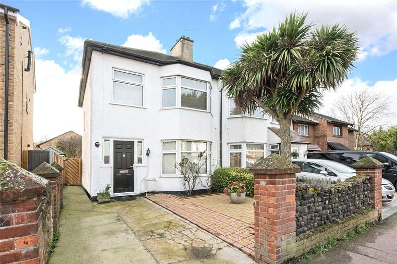 3 Bedrooms Semi Detached House for sale in Dickensons Lane, London