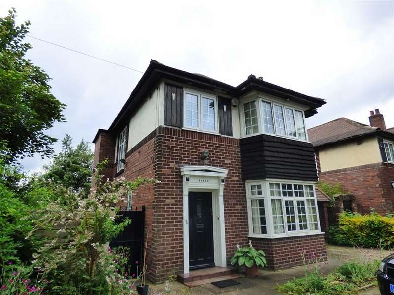 3 Bedrooms Semi Detached House for sale in Birchfields Road, Fallowfield, Manchester, M14