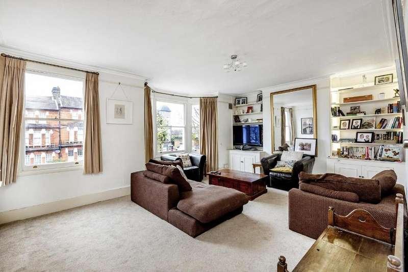 4 Bedrooms Flat for sale in Earlsfield Road, Earlsfield