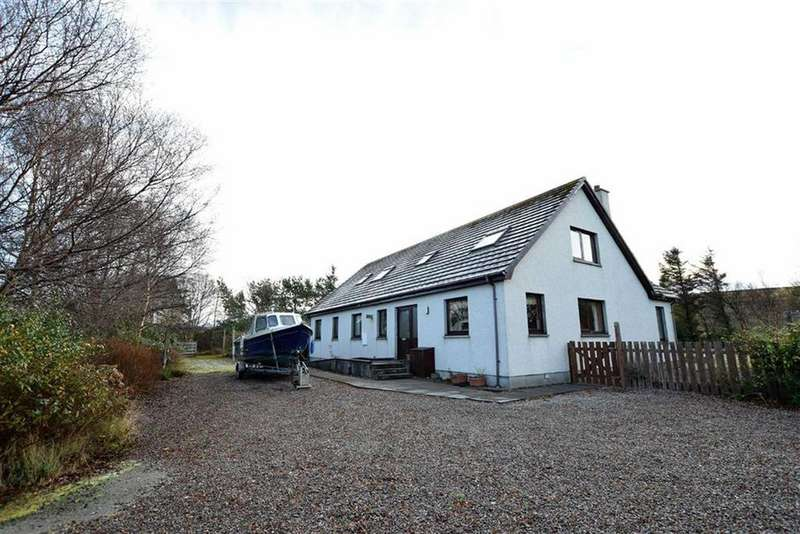 5 Bedrooms Detached House for sale in South Erradale, Gairloch, Ross-shire