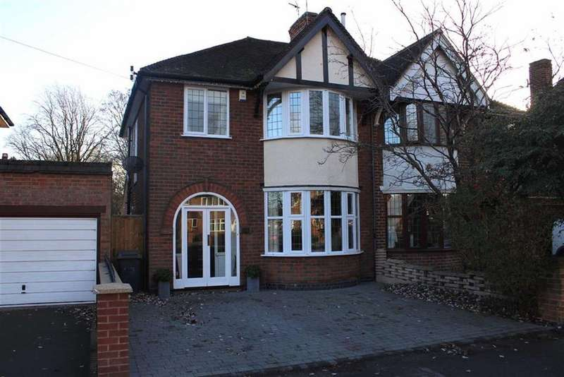 3 Bedrooms Semi Detached House for sale in Henley Road, Leicester