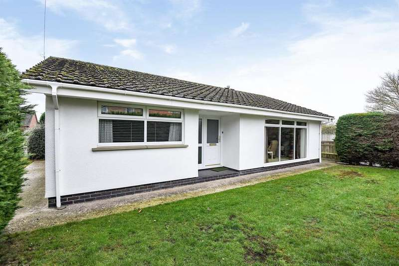 2 Bedrooms Detached Bungalow for sale in Prospect Street, Horncastle, Lincs, LN9 5AX