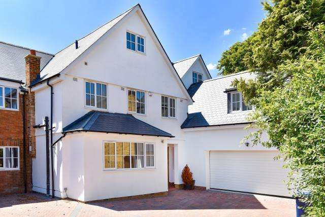 6 Bedrooms House for sale in Lakeside, North Oxford, OX2