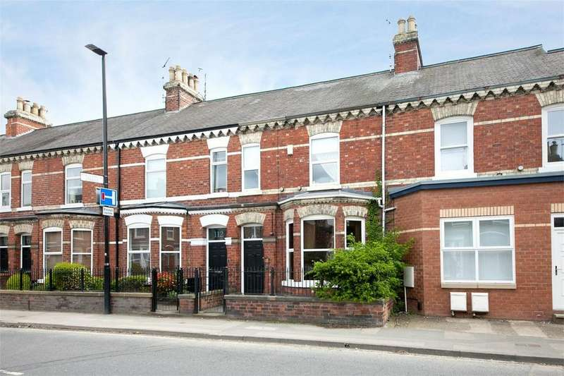 4 Bedrooms Terraced House for sale in Haxby Road, York