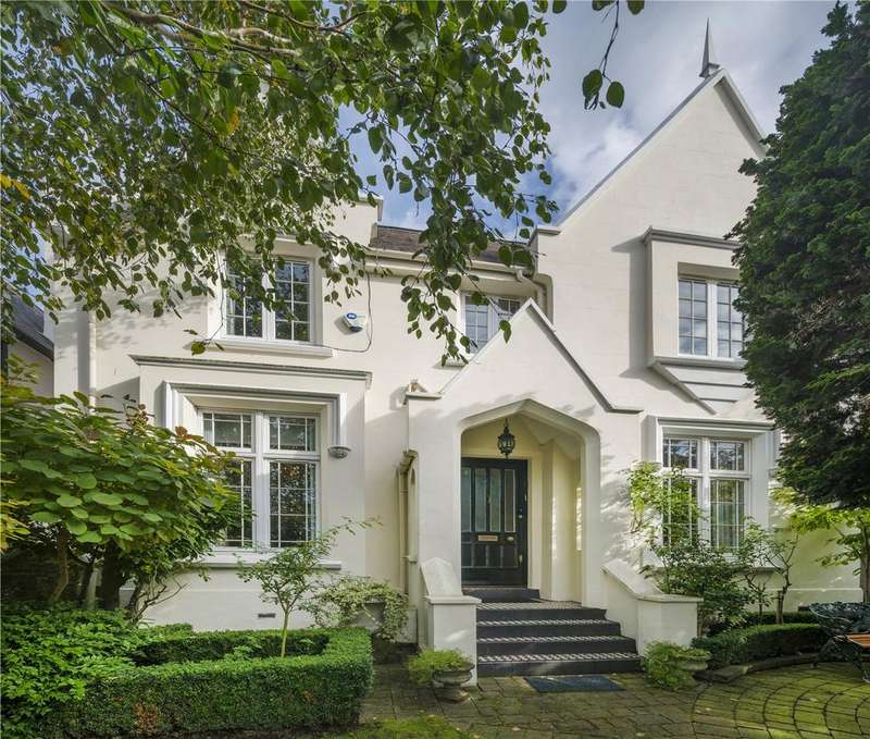 4 Bedrooms Detached House for sale in Loudoun Road, St. John's Wood, London, NW8