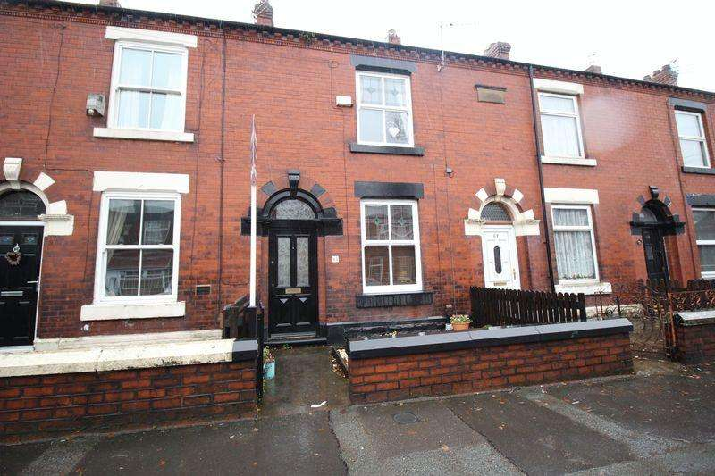 2 Bedrooms Terraced House for sale in Newmarket Road, Ashton-Under-Lyne