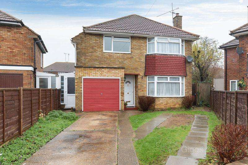 3 Bedrooms Detached House for sale in *** Corncrake Close ***