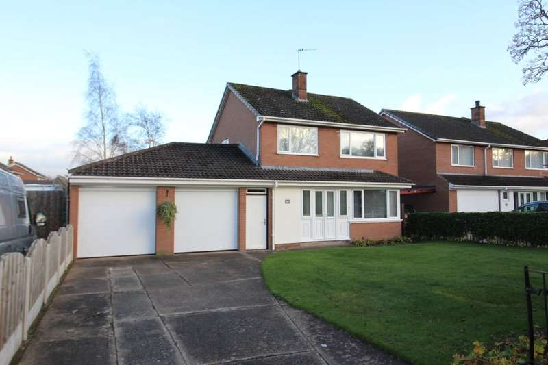 3 Bedrooms Detached House for sale in Lowry Hill Road, Carlisle, CA3