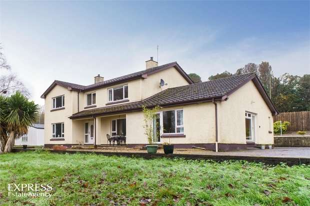6 Bedrooms Detached House for sale in Arney Road, Skea, Arney, Enniskillen, County Fermanagh