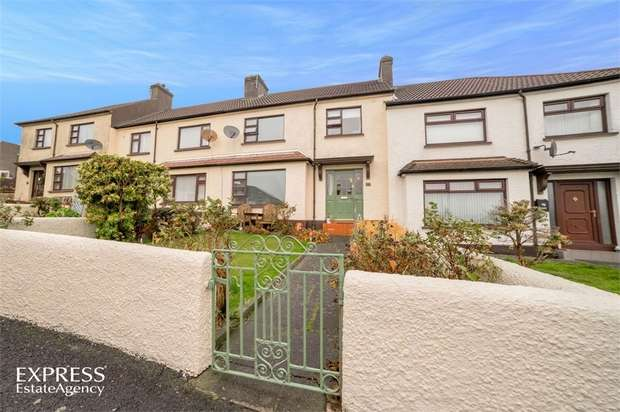 3 Bedrooms Terraced House for sale in Granville Gardens, Banbridge, County Down